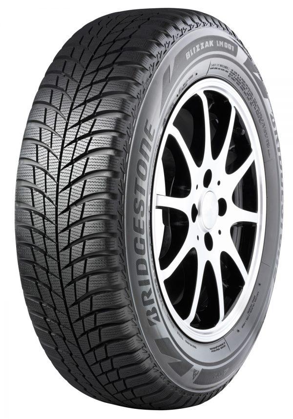 Bridgestone BLIZZAK LM80 255/50 R19 TLXL V Off Road Winter
