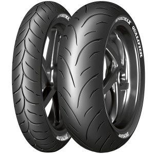 DunlopQUALIFIER RPT180/55ZR17TL