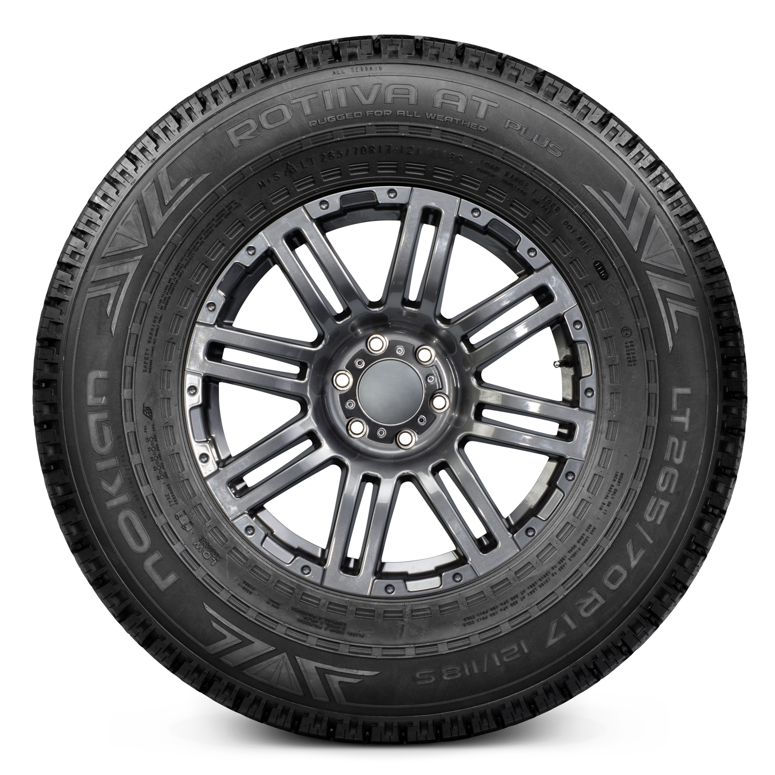 Nokian ROTIIVA AT PLUS 285/70 R17 TL S Off Road ohne Winter !!