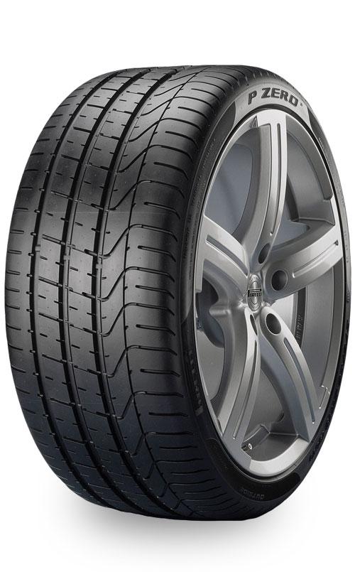 Pirelli PZERO ROSSO DI/ 255/40Z R18 TL, Y Altprofile PKW Sommer W Y Z